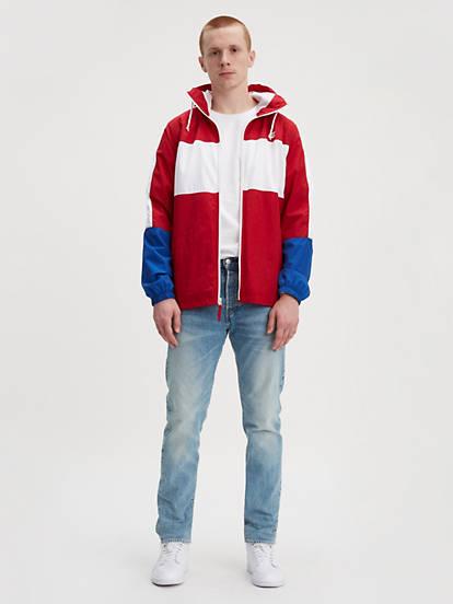 1e705e9e043 501® Slim Taper Fit Men's Jeans - Medium Wash | Levi's® US