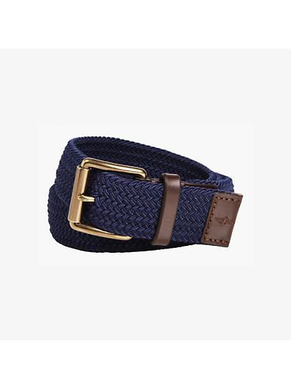 Stretch Braid Belt