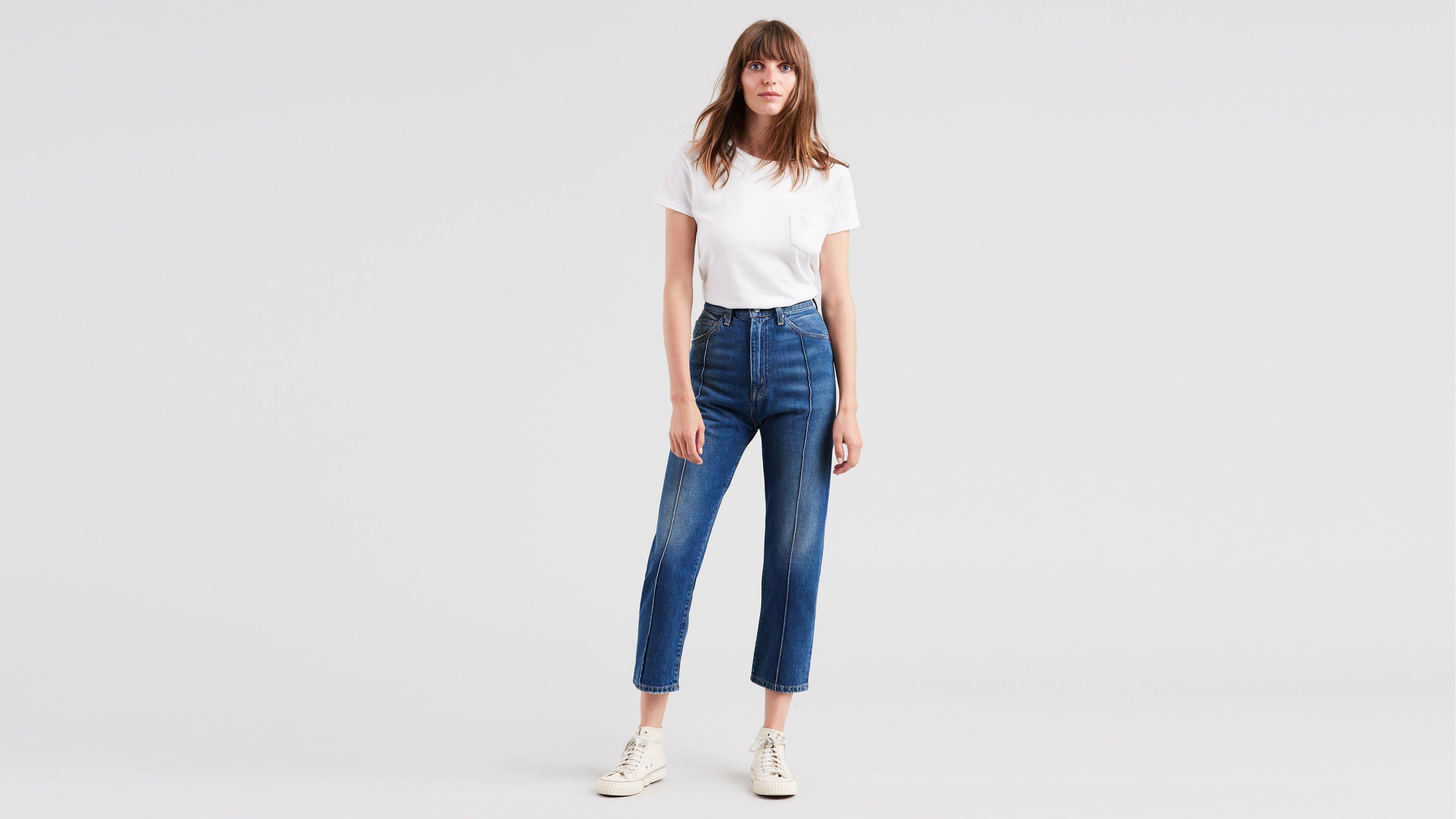 Femme Fr Levi's® Basse Taille Jeans wgv1Ex