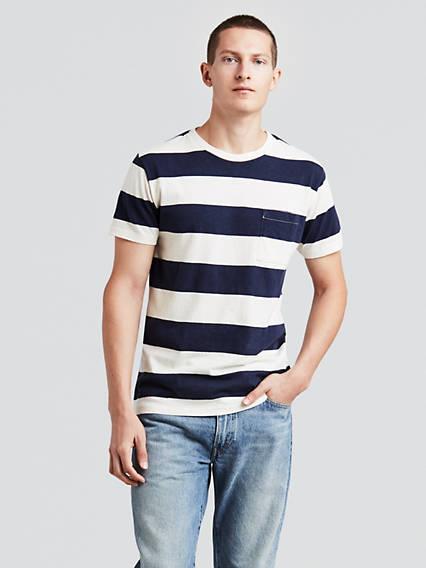 T?shirt À Poche