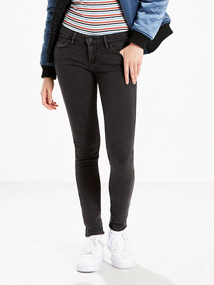Line 8 Low Super Skinny Jeans