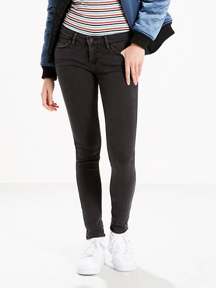 Line 8 Low Super Skinny Jeans