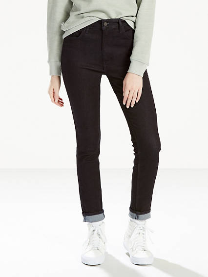 The Line 8 High Skinny Jeans