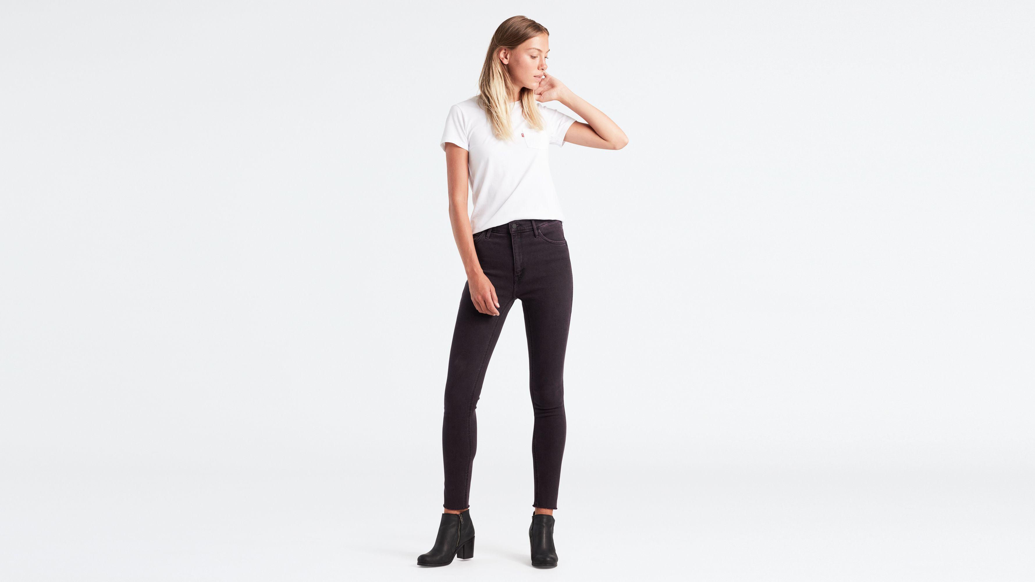Line RougeLevi's® Skinny High Fr 8 Jeans rWQCBoexd