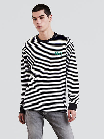 Levi's® Skateboarding Long Sleeve Graphic Tee