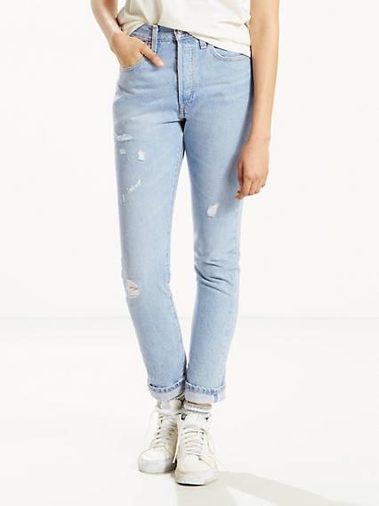 501® Skinny Selvedge Jeans