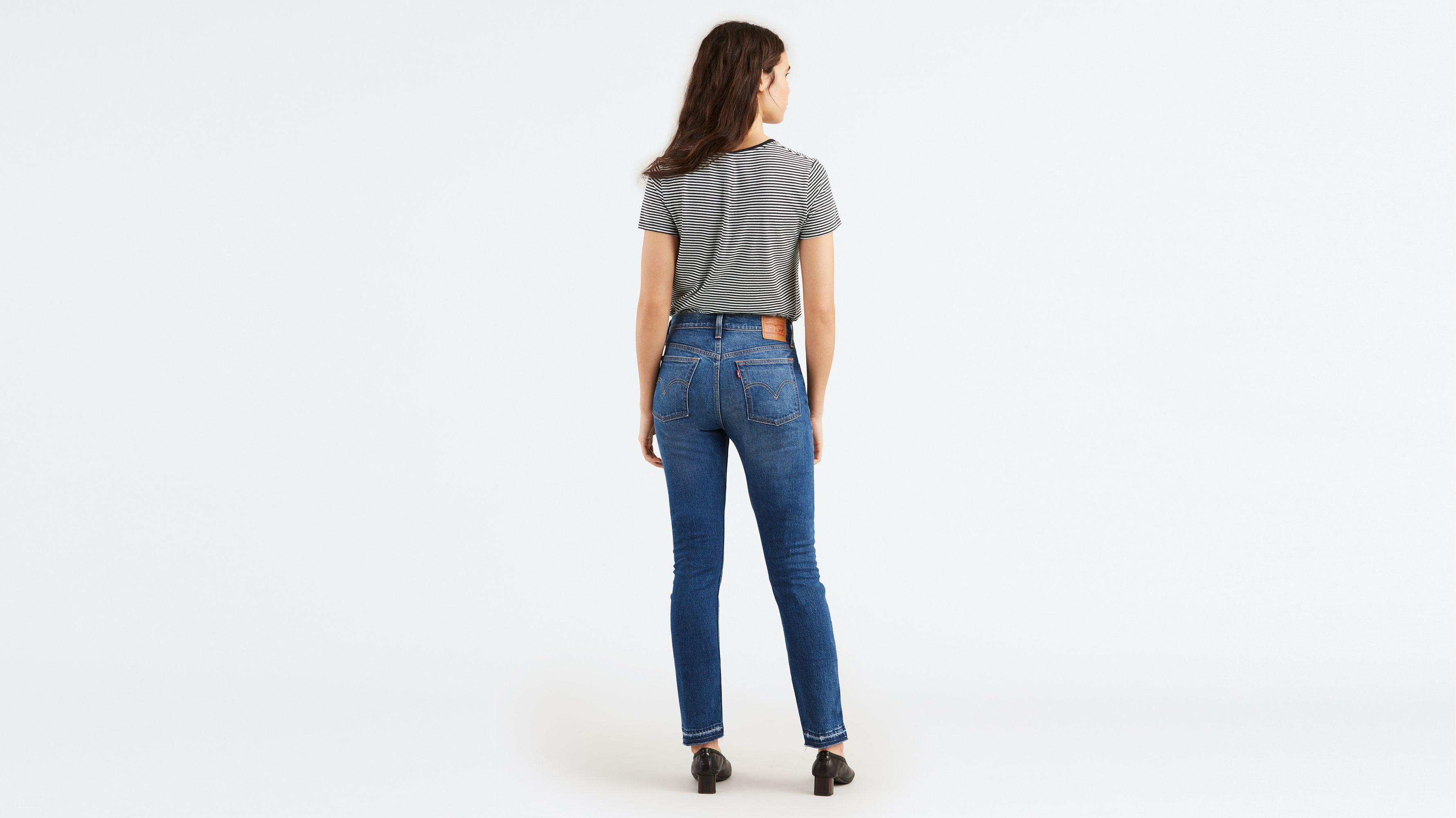 80b2fa90 501® Skinny Jeans - Medium Wash | Levi's® US