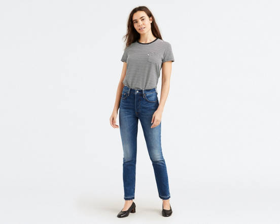 98e54290 Mouse over image for a closer look. 501® Skinny Jeans ...