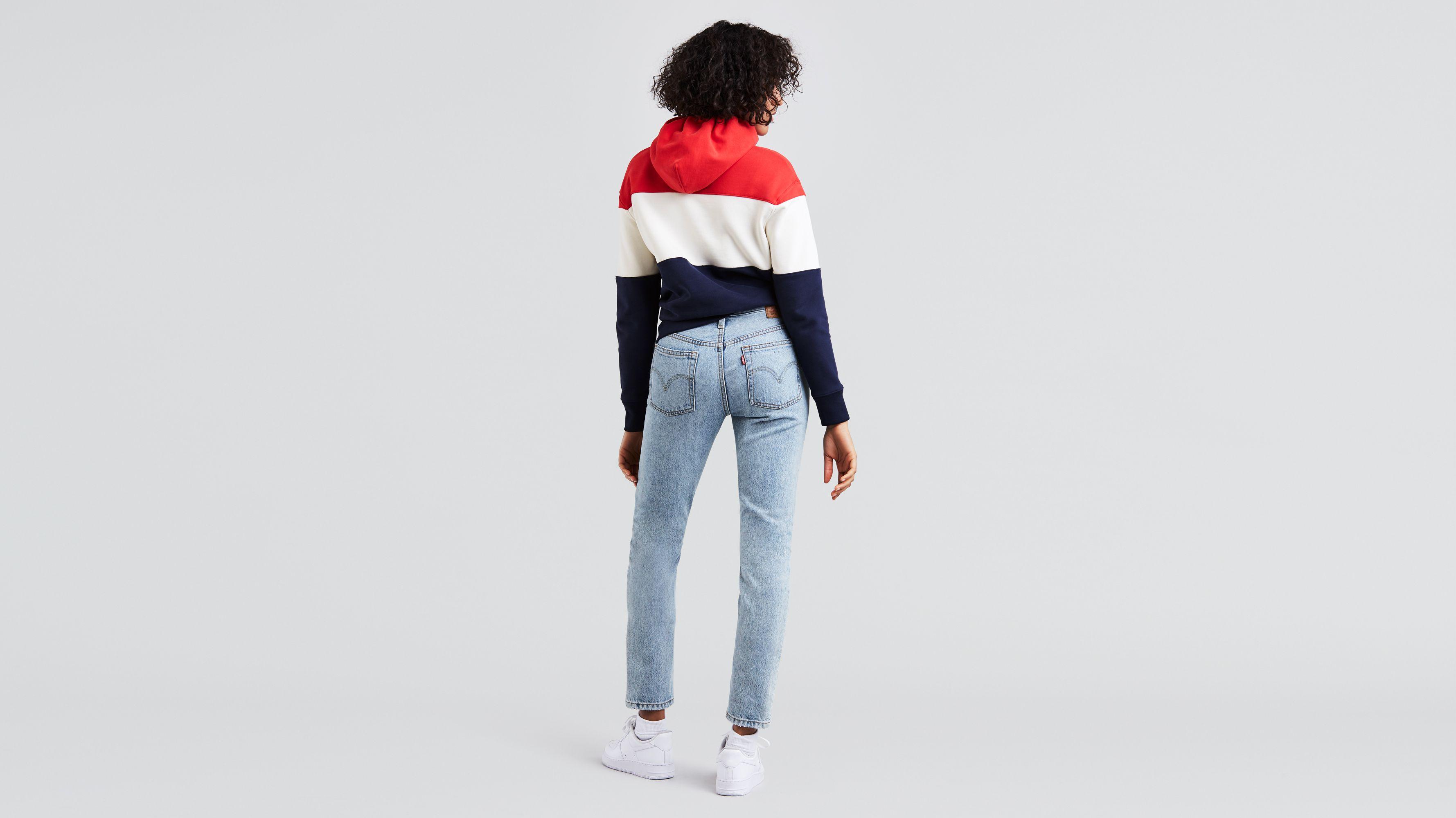 12c19910 501® Skinny Jeans - Light Wash | Levi's® US