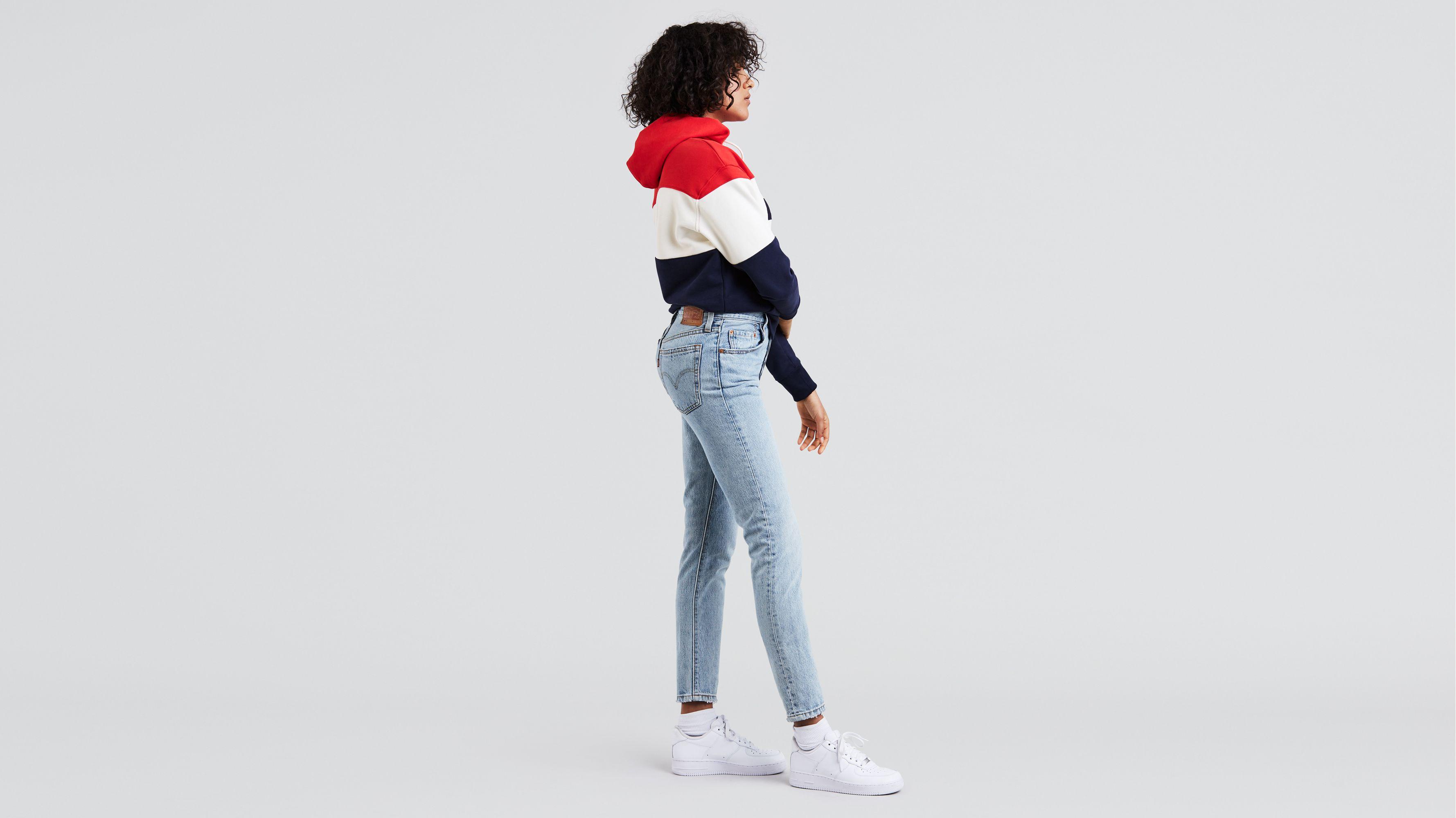 d98dd4d6 501® Skinny Jeans - Light Wash | Levi's® US