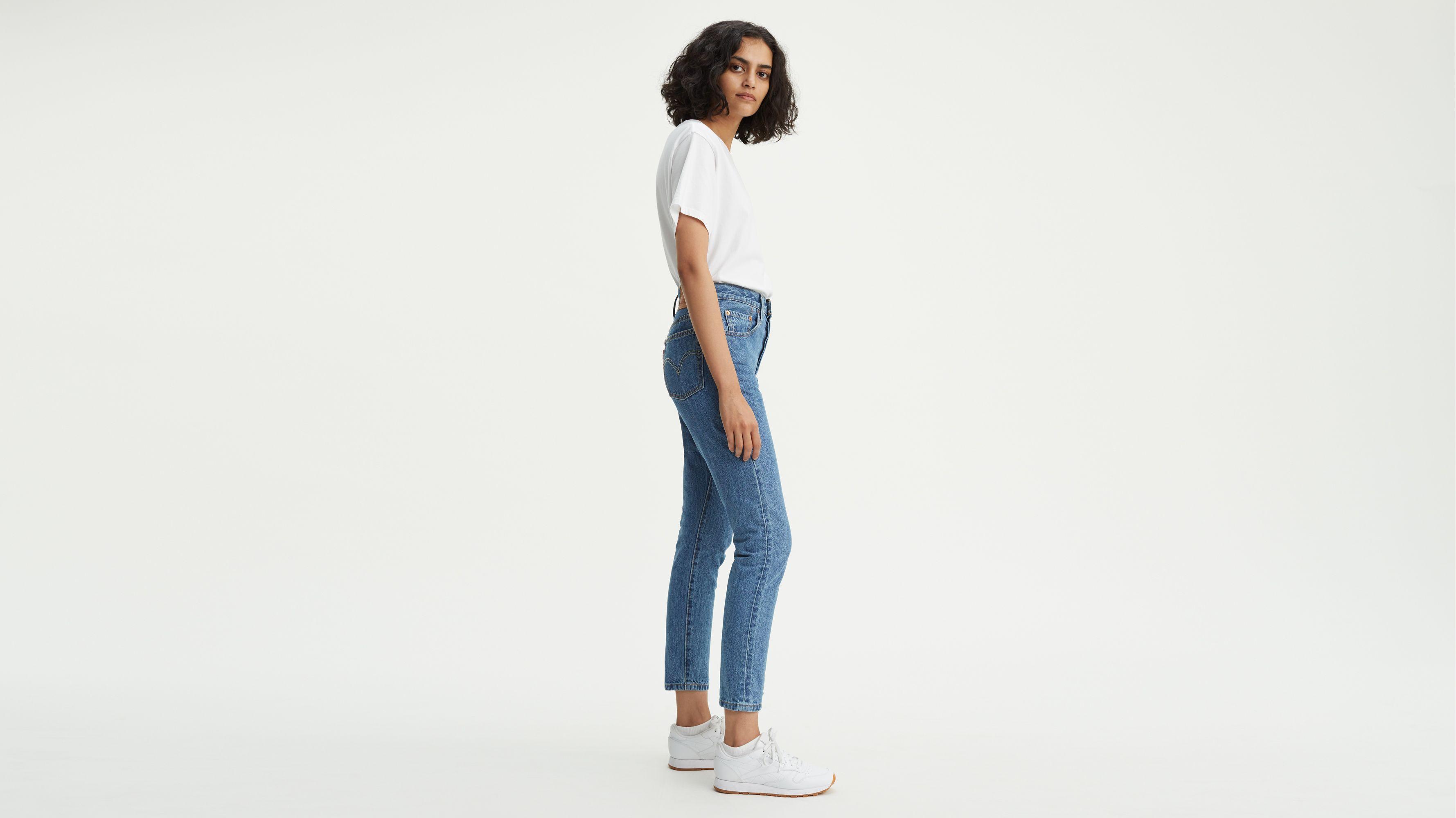 4467625a4443 501® Skinny Jeans - Medium Wash | Levi's® US