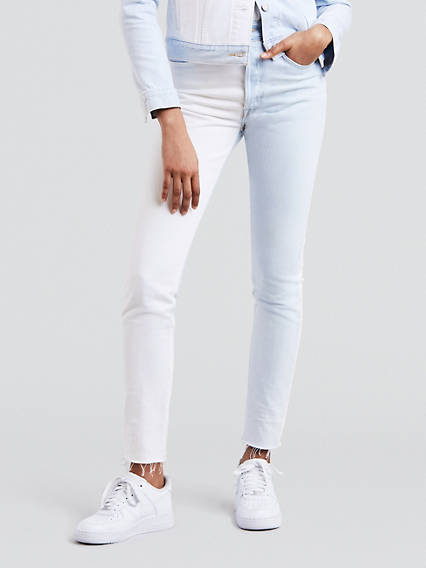 501® Skinny Altered Jeans