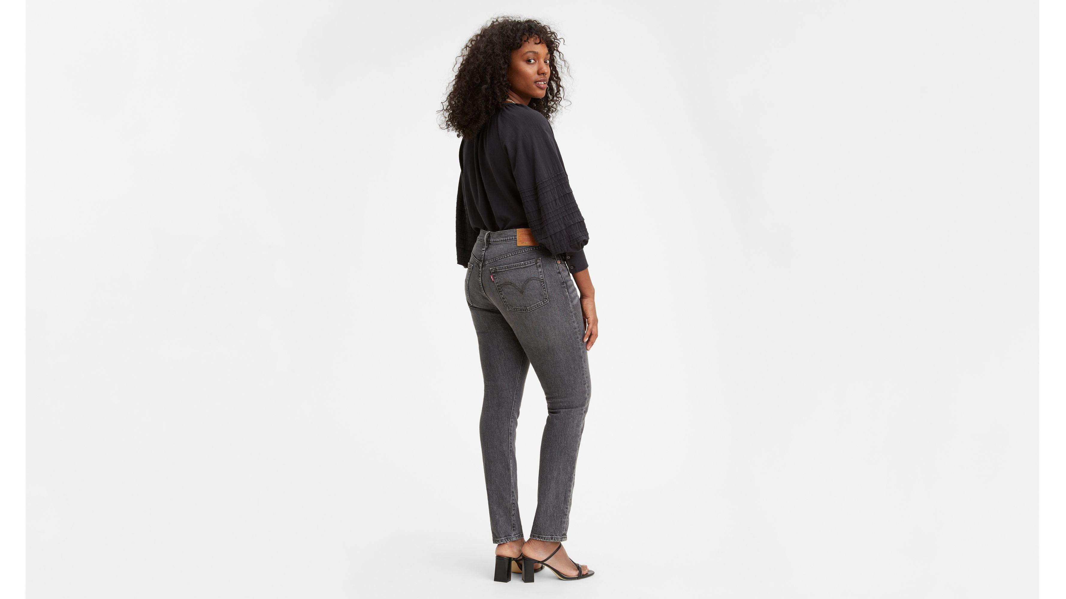 c924dc8a8368 501® Stretch Skinny Jeans - Grey | Levi's® US