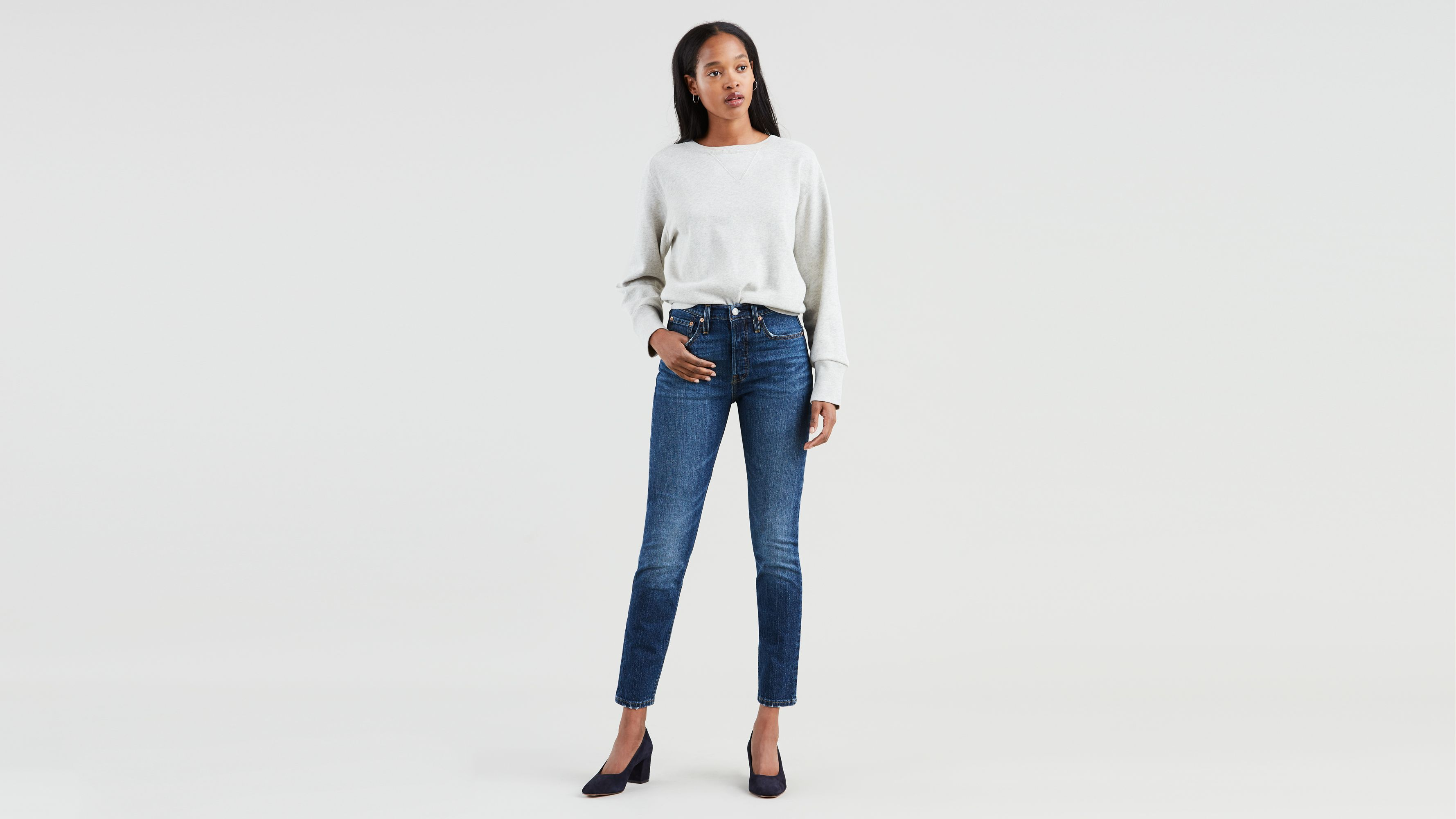 50100ae Stretch Skinny Women's Jeans