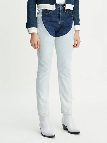 Levi's® Made & Crafted® 501® Skinny Selvedge Jeans