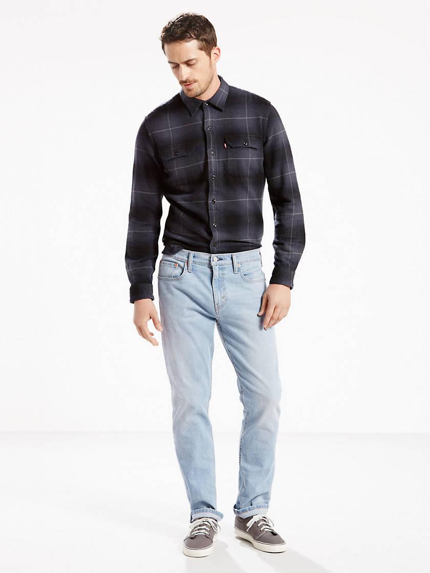 Levis 502 Taper Fit Mens Jeans