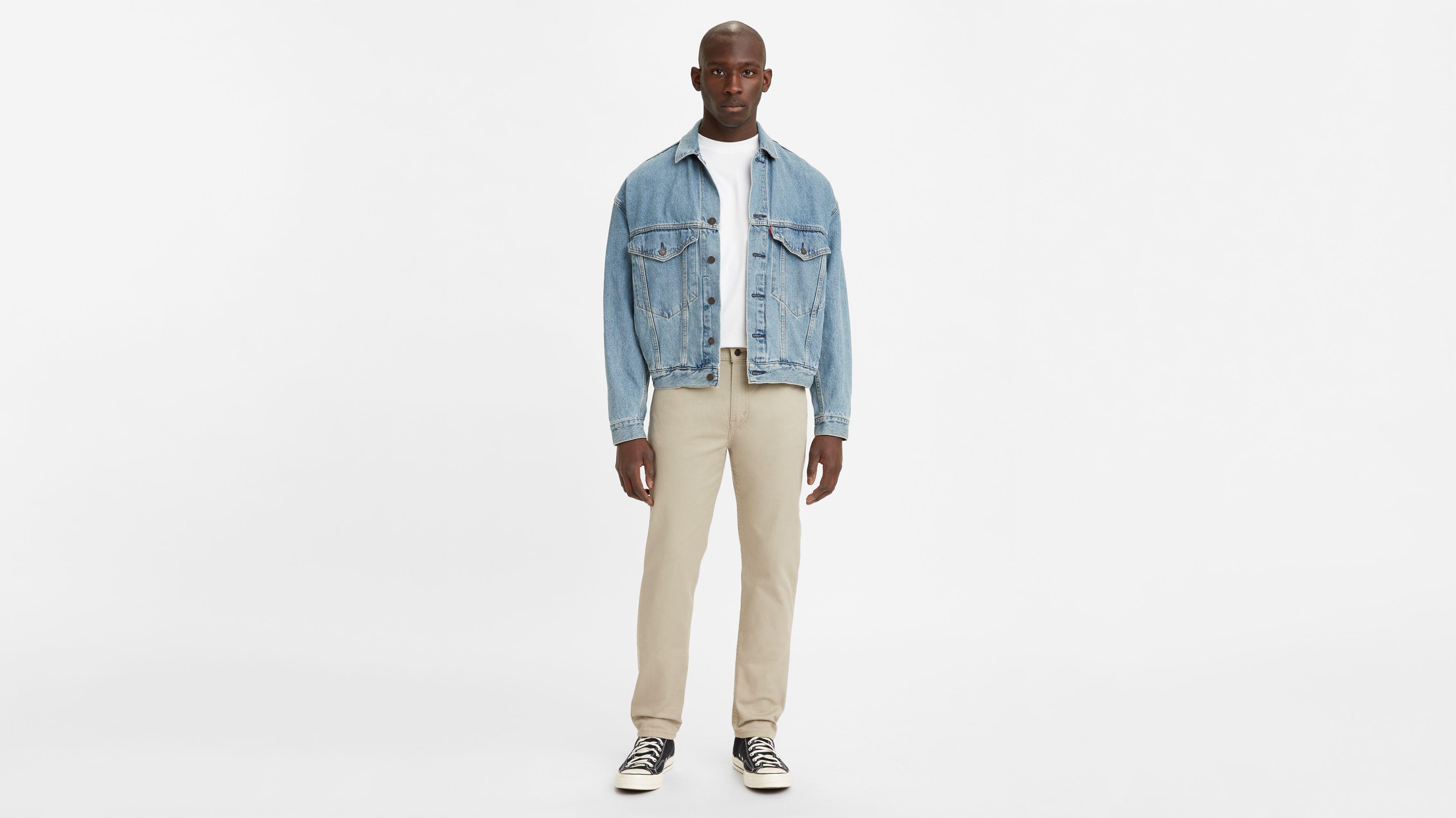 aebb751e97c 502™ Taper Fit Pants - Khaki   Levi's® US
