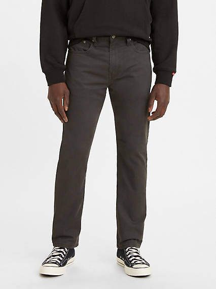 502™ Taper Fit Stretch Twill 5-Pocket Pants