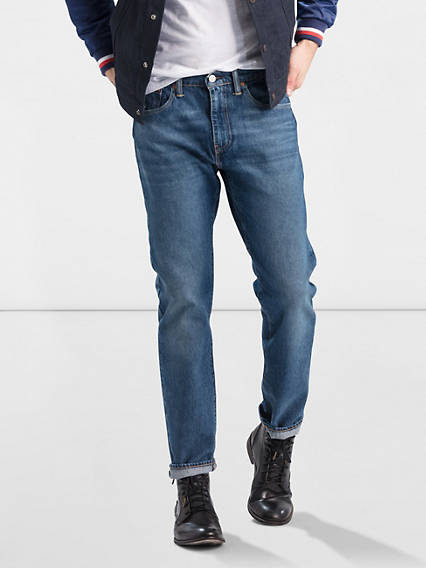 502™ Regular Taper Fit Warp Stretch Jeans