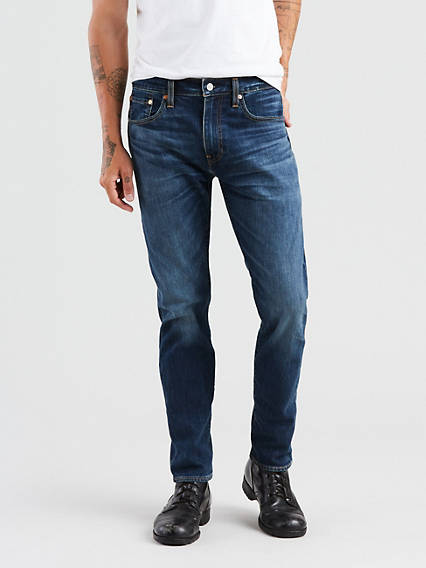 502 Regular Taper Jeans - All Seasons Tech