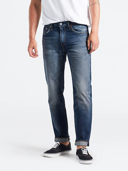 502™ Regular Taper Fit Stretch Cool Jeans