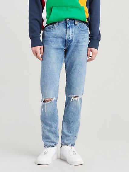 502™ Taper Fit Stretch Jeans