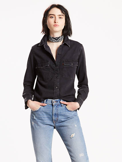70's Western Shirt