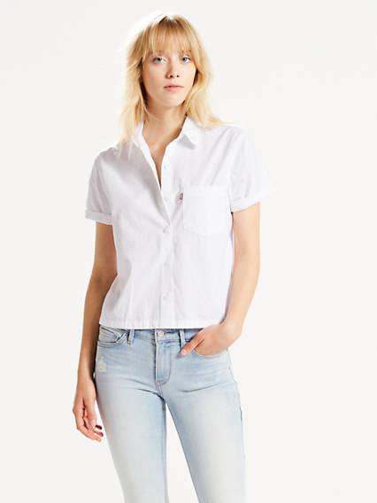 Short Sleeve Sidney Shirt