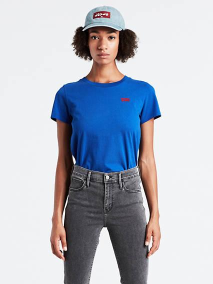 T-shirt graphique abrégé