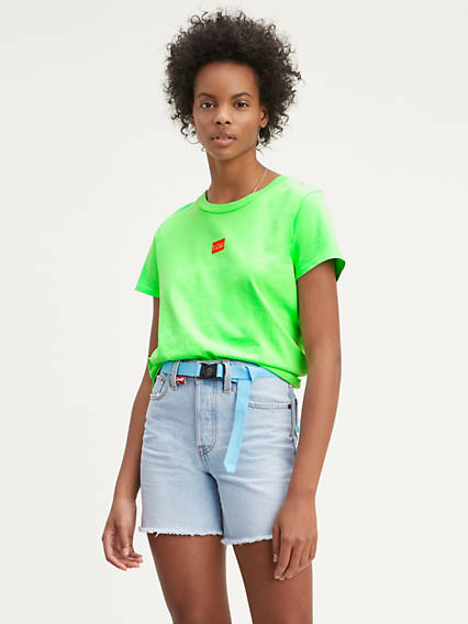 Graphic Cropped Tee