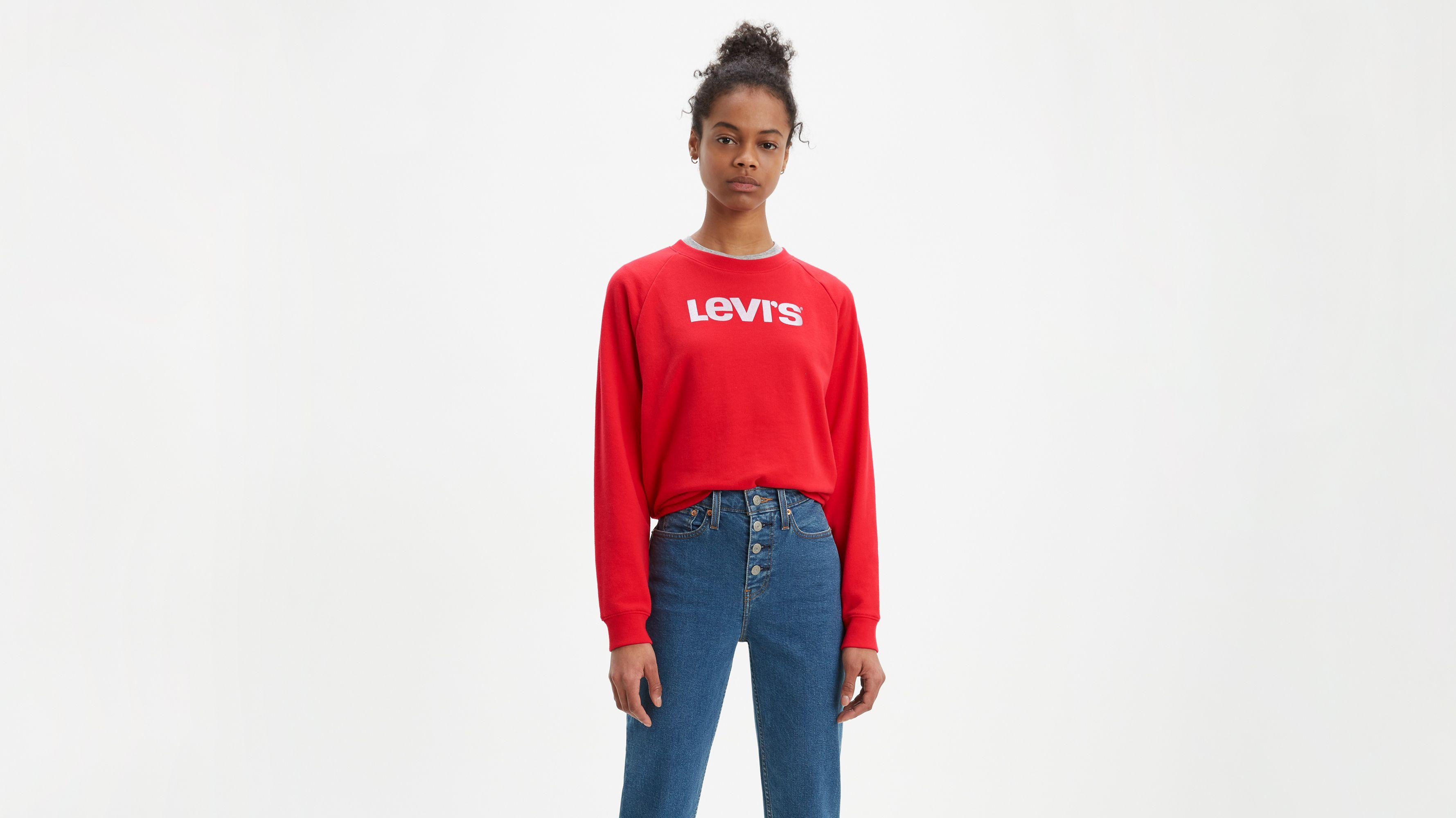 Levi's® Crewneck Sweatshirt