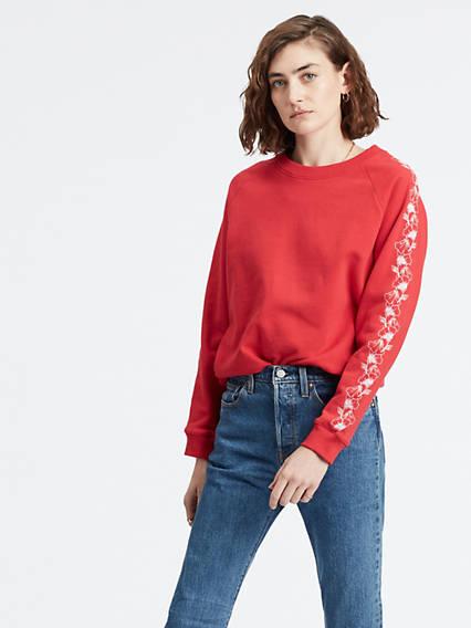 441110aed14574 Kobiety Swetry I Bluzy | Levi's® PL