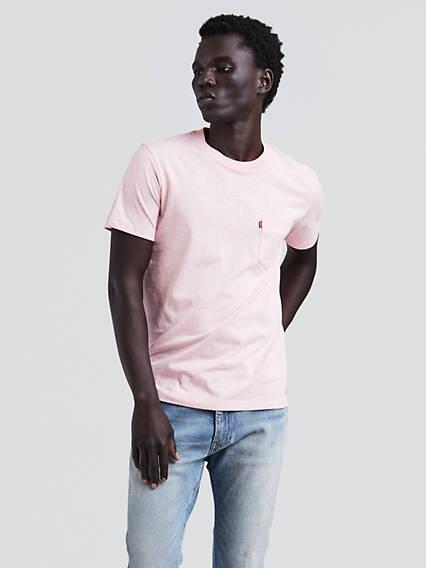 T?shirt À Poche Crépuscule