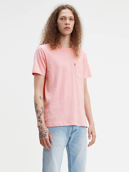 b60ced18c16fe Sunset Pocket Tee