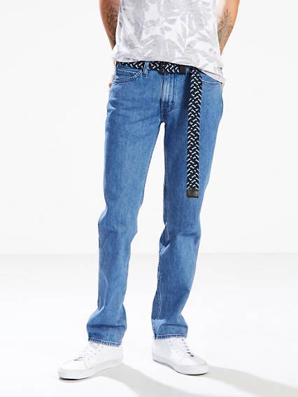 Line 8 Slim Straight Stretch Jeans fe38484921e
