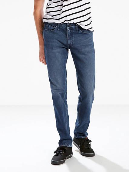 Line 8 Slim Straight Jeans