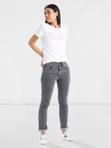 Line 8 Unisex Slim Taper Jeans