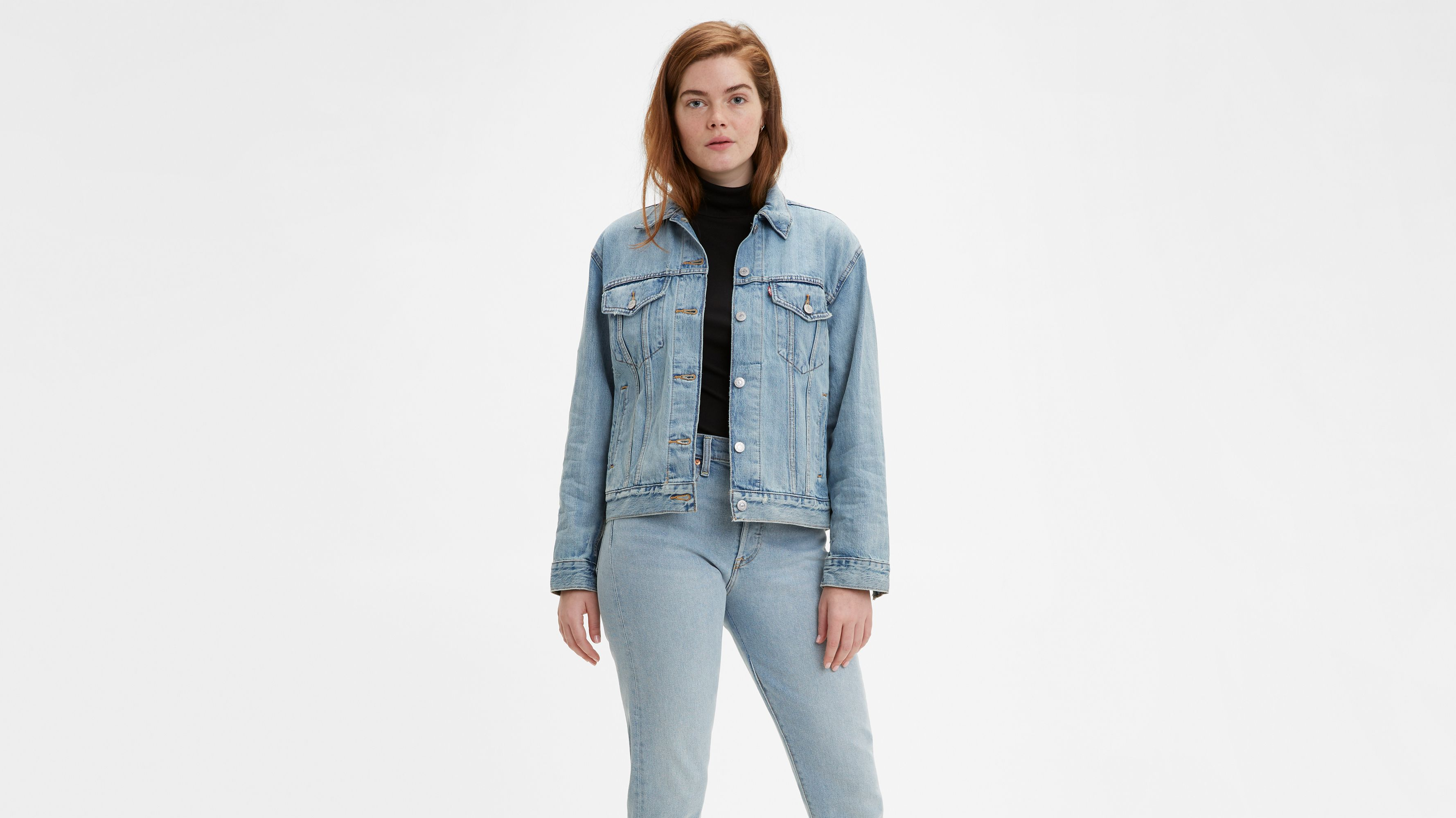 Women's Us Jean Denim Outerwear Levi's® Shop amp; Jackets n10Wwa1E