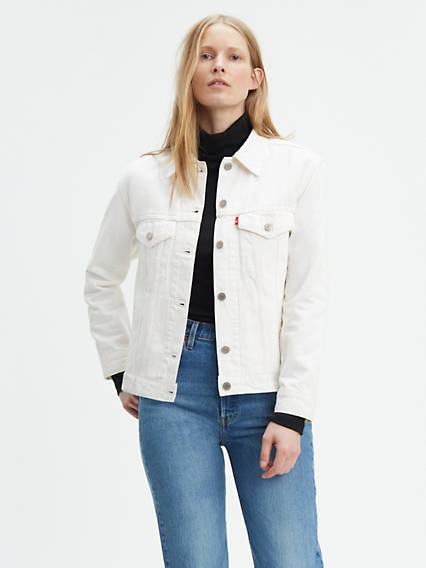 Ex-Boyfriend Hooded Trucker Jacket