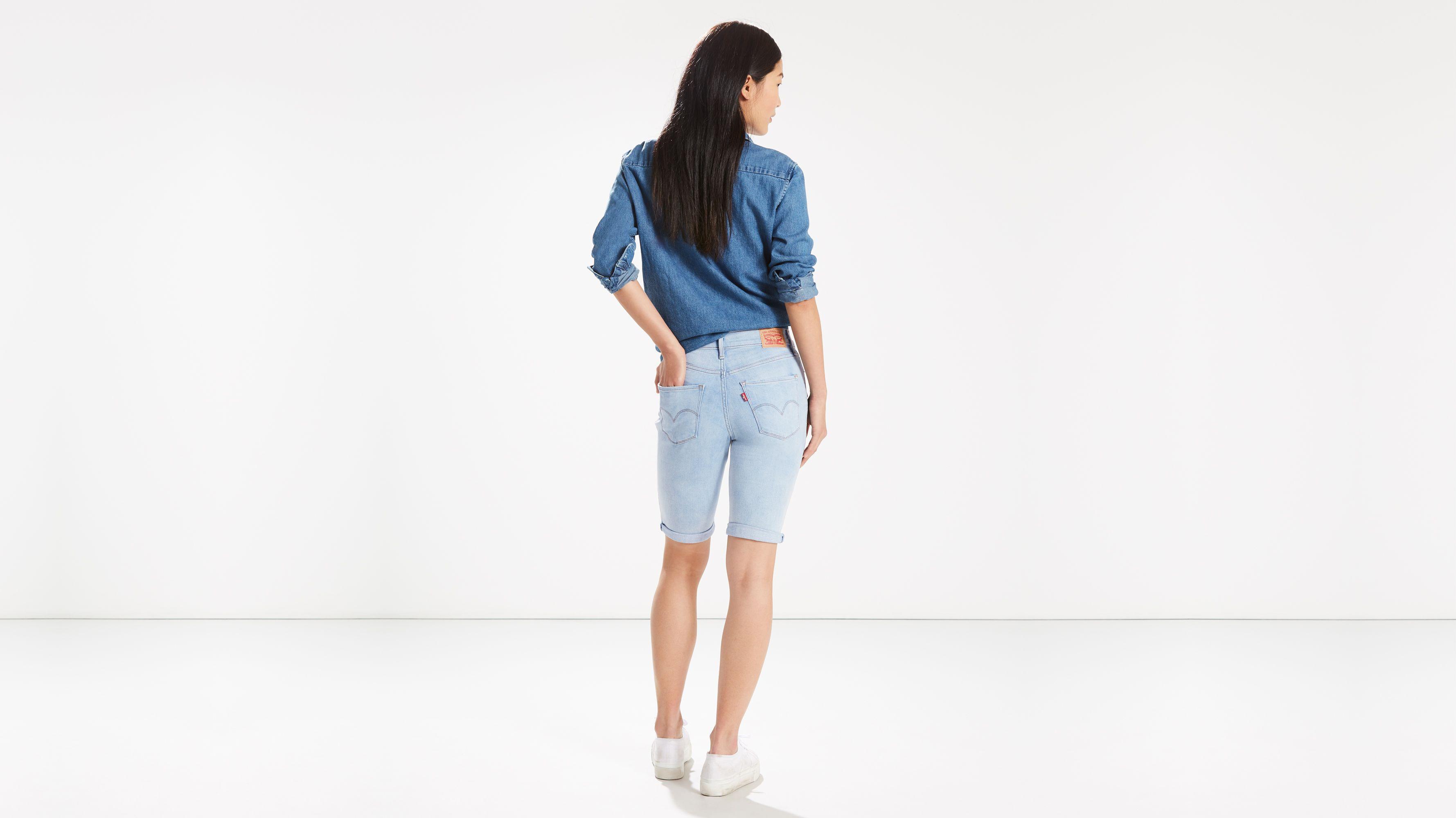 87177cac Bermuda Shorts - Medium Wash   Levi's® US