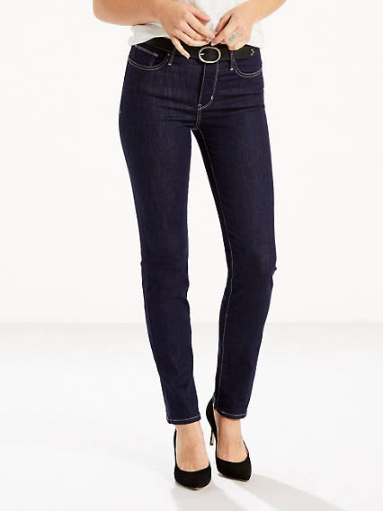 Slimming Slim Jeans