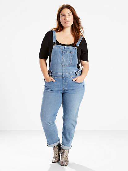 Overall (Plus Size)