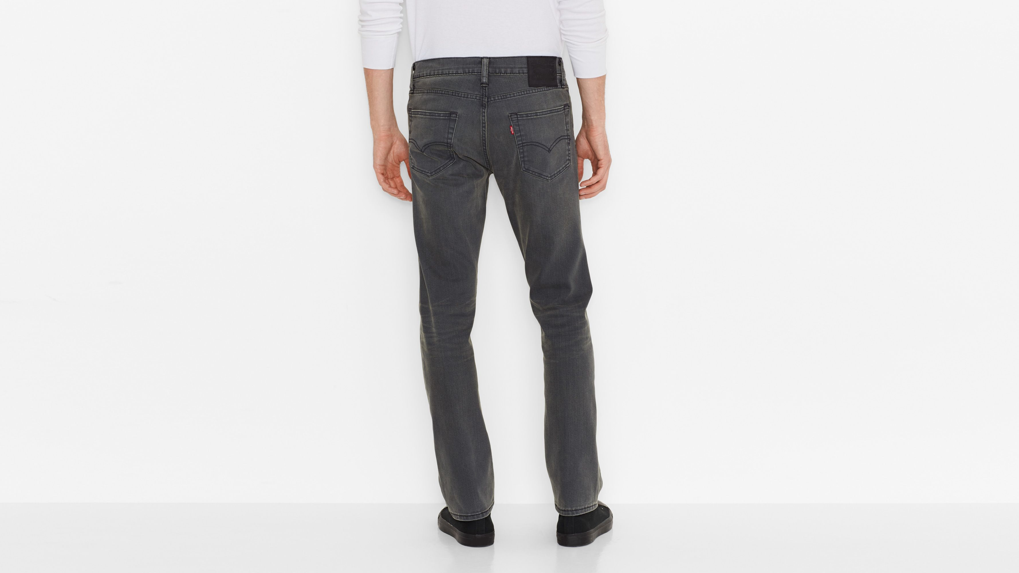 0754a4fca19 504™ Regular Straight Men's Jeans - Grey | Levi's® US