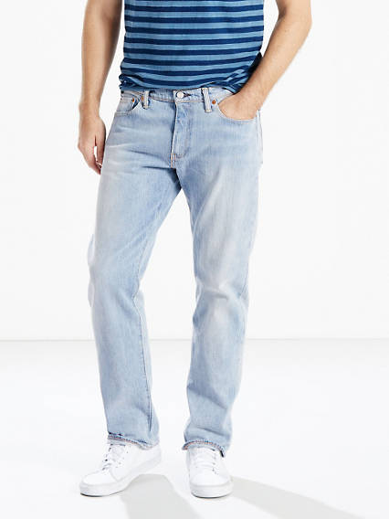 504™ Regular Straight Fit Jeans