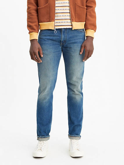 60s – 70s Mens Bell Bottom Jeans, Flares, Disco Pants Levis 1969 606 Vintage Jeans - Mens 31x34 $198.00 AT vintagedancer.com