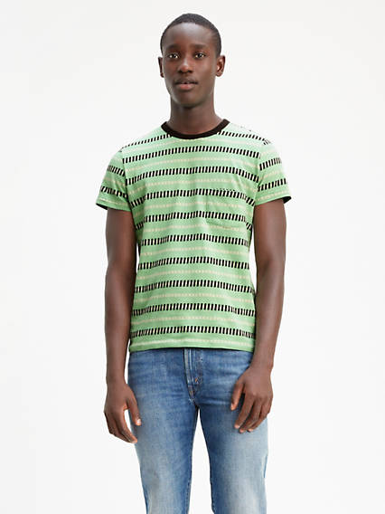 Levi's® Vintage Clothing 1960's Stripe Tee
