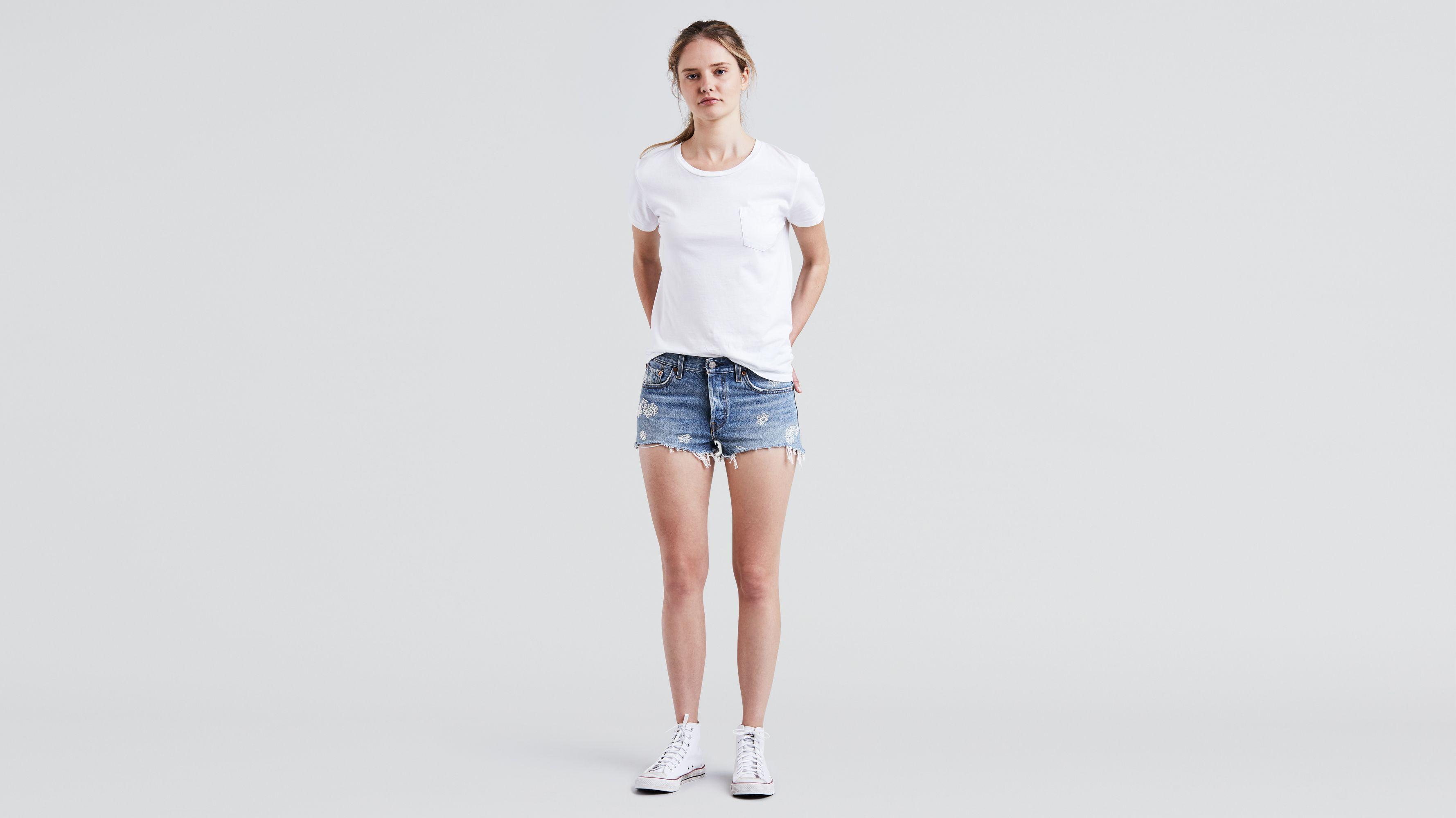 501 shorts levis