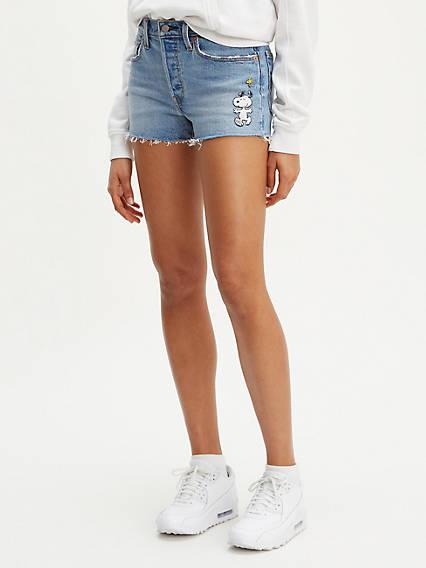 Levi's® X Peanuts 501® Shorts