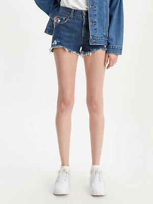 596771ab3b Jean Shorts - Shop This Season's Women's Denim Shorts | Levi's® US