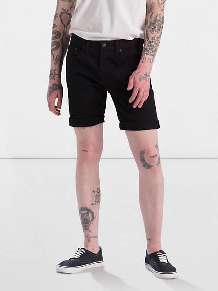 502� Regular Taper Fit Hemmed Shorts